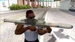 Hawk & Little Homing Launcher Platinum for GTA San Andreas