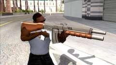 HeavyMachine Gun V2 from Metal Slug Attack for GTA San Andreas