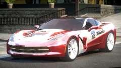 Chevrolet Corvette Z51 GT L9 for GTA 4