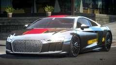 Audi R8 SP Racing L5 for GTA 4