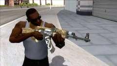CSGO AK-47 Wasteland Rebel for GTA San Andreas