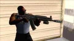 AK-16 Assault Rifle with Flashlight