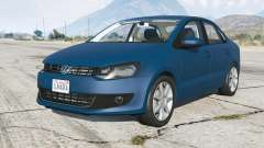 Volkswagen Polo sedan (Typ 6R) 2011 for GTA 5