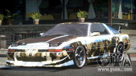 Toyota Supra GS Drift L8 for GTA 4