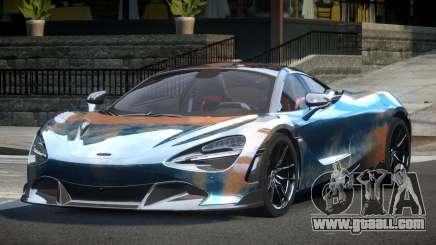 McLaren 720S GT L8 for GTA 4