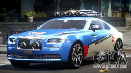 Rolls-Royce Wraith PSI L5 for GTA 4