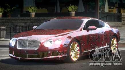 Bentley Continental GT Drift L8 for GTA 4