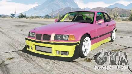 BMW M3 (E36) for GTA 5