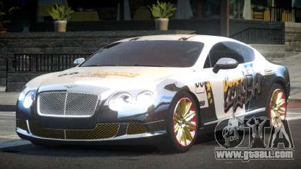 Bentley Continental GT Drift L3 for GTA 4