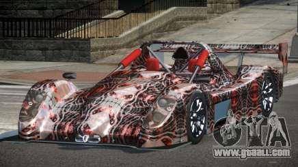Radical SR3 Racing PJ3 for GTA 4