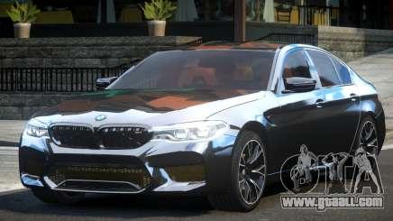 BMW M5 F90 V1.2 for GTA 4