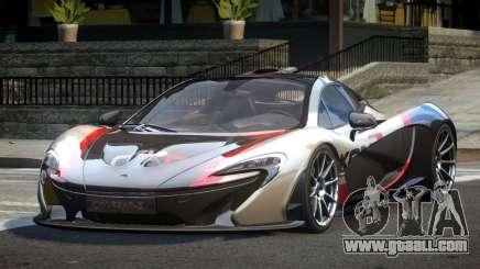 McLaren P1 ES L3 for GTA 4