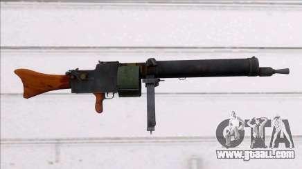 Screaming Steel MG 08-15 for GTA San Andreas