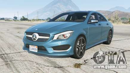 Mercedes-Benz CLA 250 (C117) 2014 for GTA 5