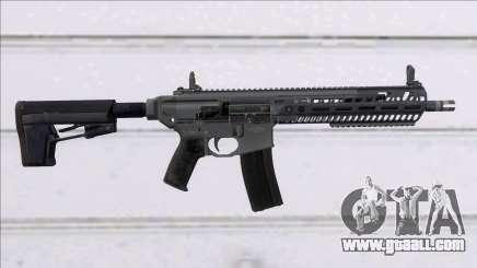 M13-MCX VIRTUS Assault Rifle for GTA San Andreas