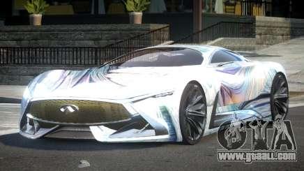 Infiniti Vision GT SC L4 for GTA 4