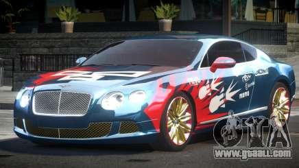 Bentley Continental GT Drift L7 for GTA 4