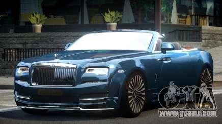 Rolls-Royce Dawn Onyx for GTA 4