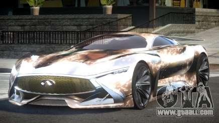Infiniti Vision GT SC L3 for GTA 4