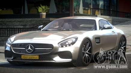 Mercedes-Benz SLS PSI for GTA 4