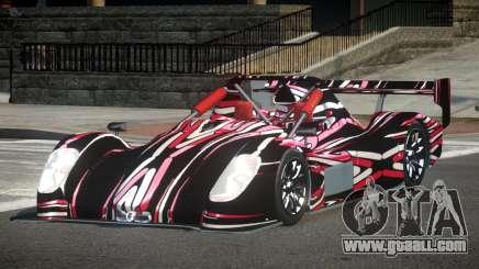 Radical SR3 Racing PJ9 for GTA 4