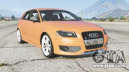 Audi S3 (8P) 2008 for GTA 5