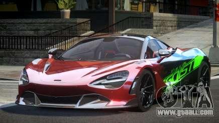 McLaren 720S GT L1 for GTA 4