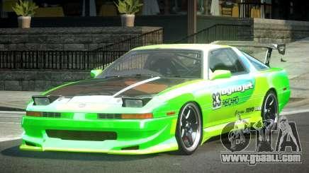 Toyota Supra GS Drift L9 for GTA 4