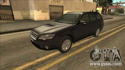 2008 Subaru Outback for GTA San Andreas