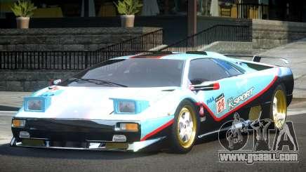 Lamborghini Diablo GS L6 for GTA 4