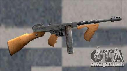PUBG Thompson M1928 for GTA San Andreas
