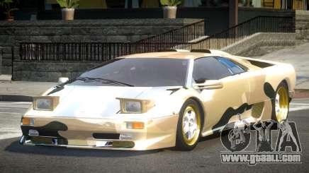 Lamborghini Diablo GS L5 for GTA 4