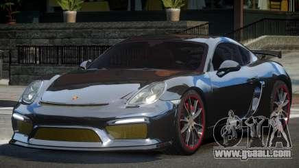 Porsche Cayman GT4 Drift for GTA 4