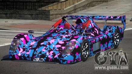 Radical SR3 Racing PJ7 for GTA 4