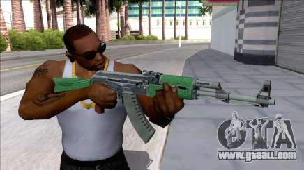CSGO AK-47 First Class for GTA San Andreas