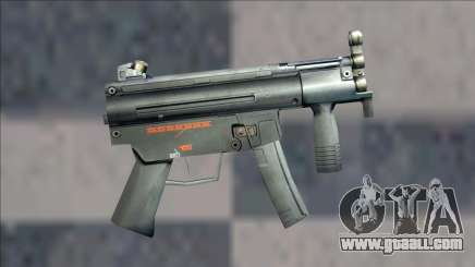 Half Life 2 Beta Weapons Pack Mp5k for GTA San Andreas