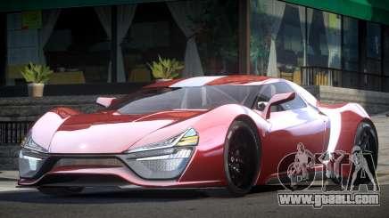 Trion Nemesis GT for GTA 4