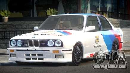 BMW M3 E30 GST Drift L1 for GTA 4