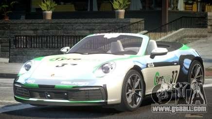 Porsche 911 (992) GST L1 for GTA 4