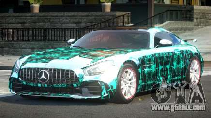 Mercedes-Benz AMG GT L6 for GTA 4