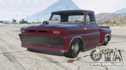 Chevrolet C10 Stepside (C1404) Custom Lowrideᵲ for GTA 5