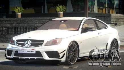 Mercedes Benz C63 AMG R-Tuning for GTA 4