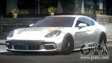 Porsche Panamera GS for GTA 4