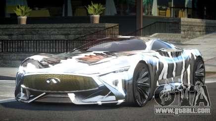 Infiniti Vision GT SC L2 for GTA 4