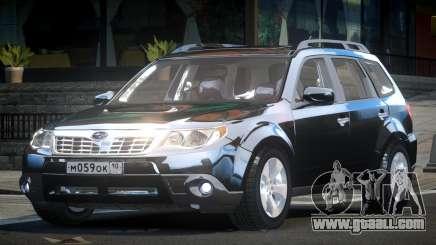Subaru Forester XT for GTA 4