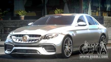 Mercedes Benz E63S AMG for GTA 4