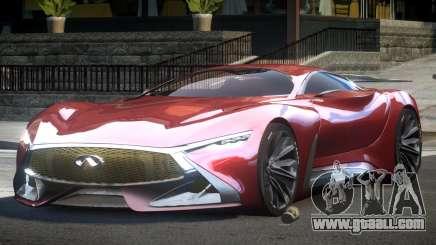 Infiniti Vision GT SC for GTA 4