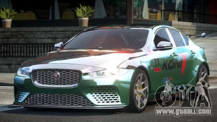 2018 Jaguar XE L5 for GTA 4