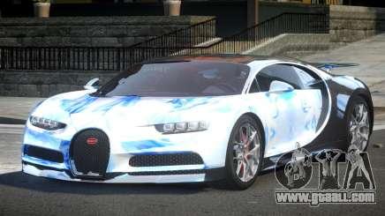 Bugatti Chiron ES L2 for GTA 4