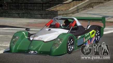 Radical SR3 Racing PJ2 for GTA 4